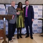 Parliamentary Award for Howard and Clova