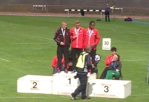 SIAB Schools U/17 Track & Field winners