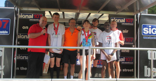 Wolverhampton Marathon Day