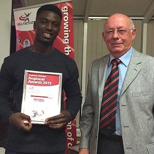 WM2015 Volunteer of the year Tobias NwenwuSQ